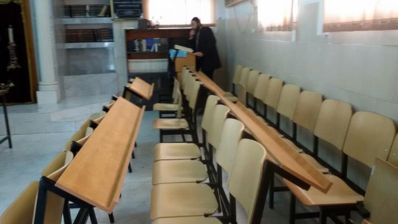 7. בית כנסת מחנה שימשון