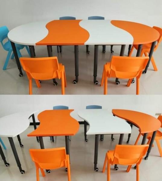 399. שולחן מתחבר